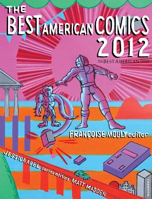 The Best American Comics Cover