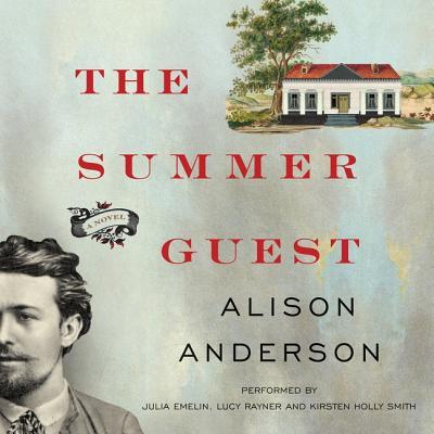 The Summer Guest Lib/E Cover Image