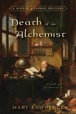 Death of an Alchemist Cover