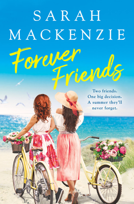 Forever Friends (Cranberry Cove #1) Cover Image