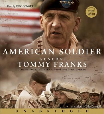 American Soldier CD: American Soldier CD Cover Image