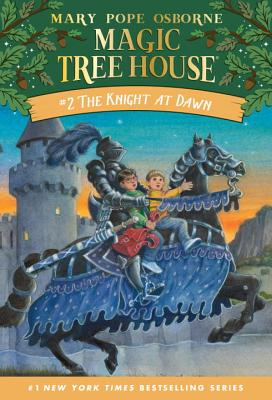 The Knight at Dawn (Magic Tree House (R) #2) Cover Image