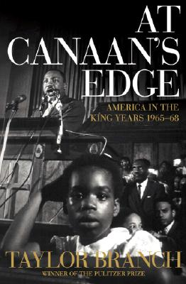 At Canaan's Edge Cover