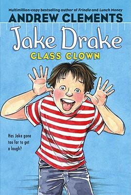 Jake Drake, Class Clown Cover