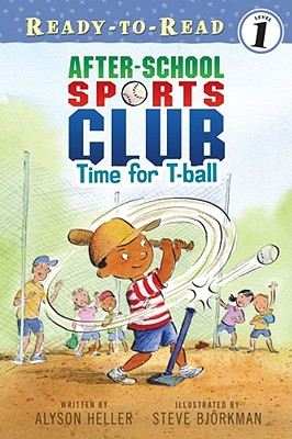 Cover for Time for T-ball