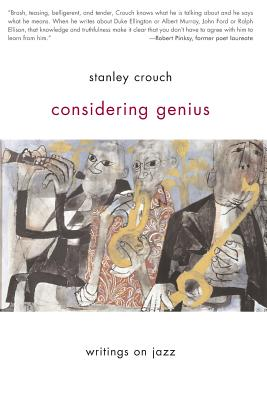 Considering Genius: Writings on Jazz Cover Image