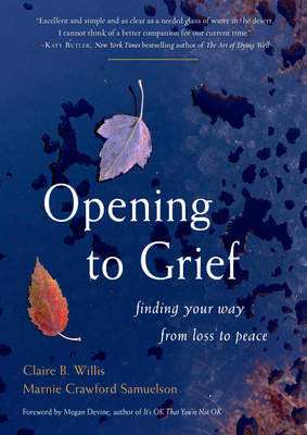Opening to Grief: Finding Your Way from Loss to Peace cover