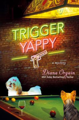 Trigger Yappy: A Mystery (Roundup Crew Series #2) Cover Image