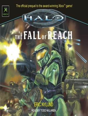 Halo: The Fall of Reach (Halo (Audio) #1) Cover Image