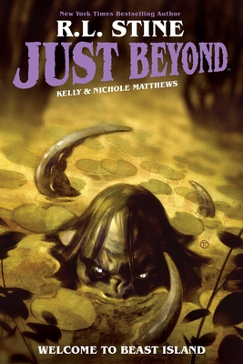 Just Beyond: Welcome to Beast Island Cover Image