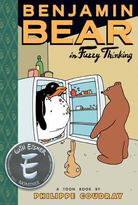 Benjamin Bear in Fuzzy Thinking Cover Image