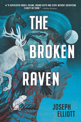 The Broken Raven (Shadow Skye, Book Two) (Shadow Skye Trilogy) Cover Image