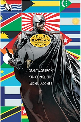 Batman Incorporated Vol. 1 Deluxe Cover