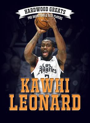 Kawhi Leonard Cover Image