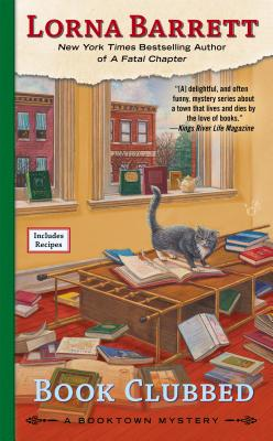 Book Clubbed (A Booktown Mystery #8) Cover Image