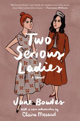 Two Serious Ladies Cover Image