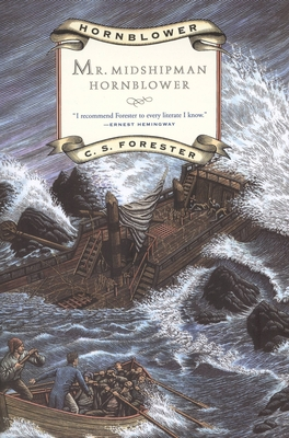 Mr. Midshipman Hornblower Cover Image
