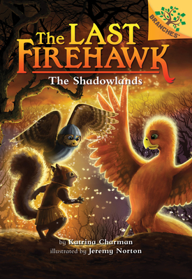The Shadowlands: A Branches Book (The Last Firehawk #5) Cover Image