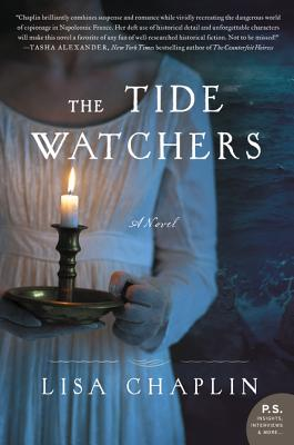 The Tide Watchers Cover