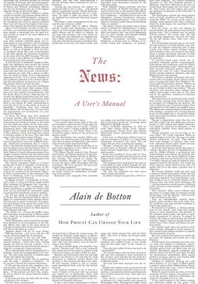 The News: A User Manual