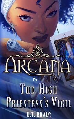 The High Priestess's Vigil (Arcana #3) Cover Image