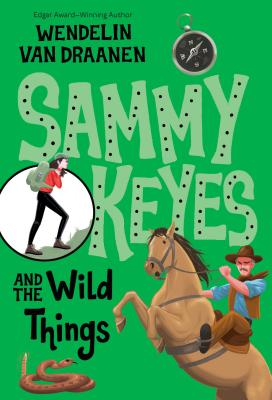 Sammy Keyes and the Wild Things Cover