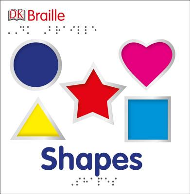 DK Braille: Shapes Cover Image