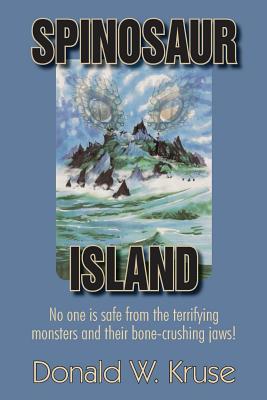 Spinosaur Island Cover Image