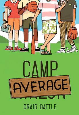 Camp Average Cover Image