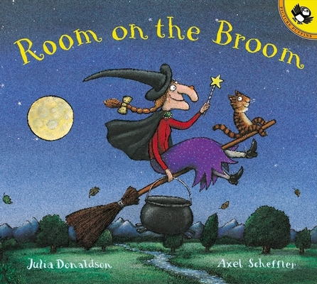 Room on the Broom Cover Image