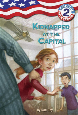 Kidnapped at the Capital (Capital Mysteries (Pb) #2) Cover Image