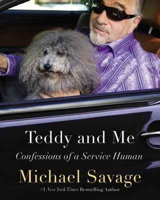 Teddy and Me: Confessions of a Service Human Cover Image