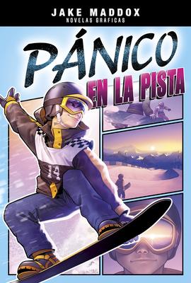 Pánico en la Pista = Half-Pipe Panic Cover Image