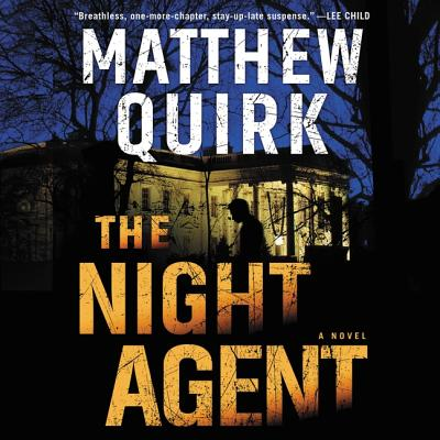 The Night Agent Lib/E Cover Image