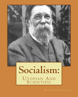 Socialism: : Utopian And Scientific Cover Image