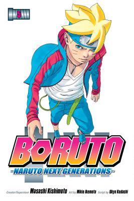 Boruto: Naruto Next Generations, Vol. 5 Cover Image