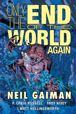 Only the End of the World Again Cover Image