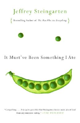 It Must've Been Something I Ate: The Return of the Man Who Ate Everything Cover Image