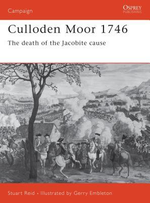 Culloden Moor 1746 Cover