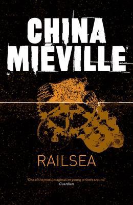 Cover for Railsea