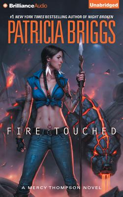 Fire Touched (Mercy Thompson #9) Cover Image