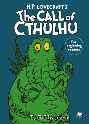 H.P. Lovecraft's the Call of Cthulhu for Beginning Readers Cover Image