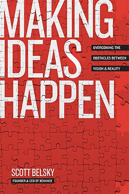 Making Ideas Happen Cover