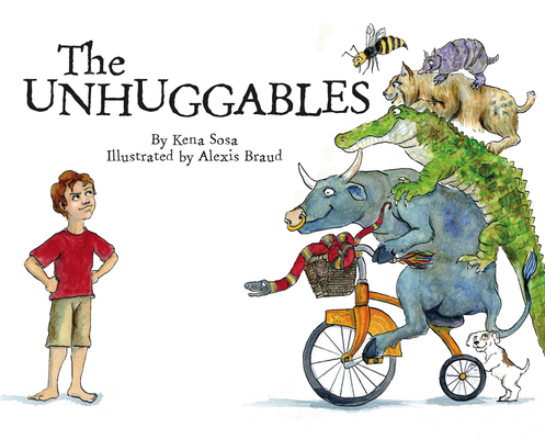The Unhuggables Cover Image