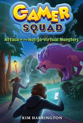 Attack of the Not-So-Virtual Monsters Cover
