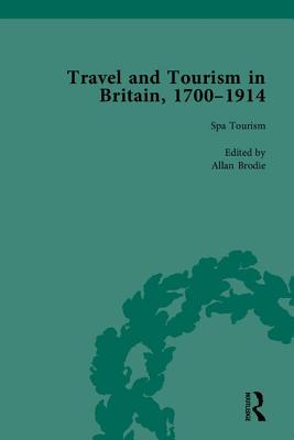Travel and Tourism in Britain cover