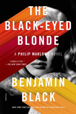 The Black-Eyed Blonde: A Philip Marlowe Novel (Philip Marlowe Series) Cover Image