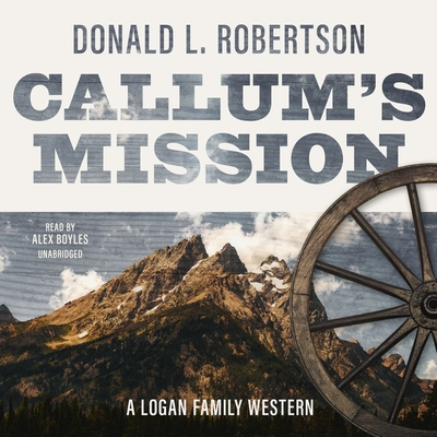Callum's Mission Cover Image