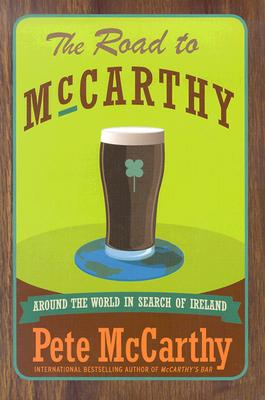 Cover for The Road to McCarthy