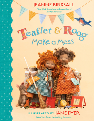 Teaflet and Roog Make a Mess Cover Image